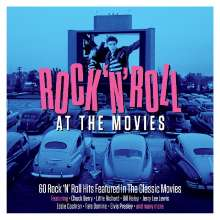 Filmmusik: Rock'n'Roll At The Movies, 3 CDs