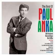 Paul Anka: Best Of, 3 CDs