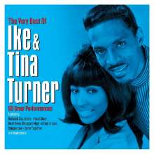 Ike & Tina Turner: The Very Best Of Ike & Tina Turner, 3 CDs