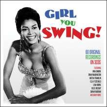 Girl You Swing, 3 CDs