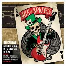 Unterhaltungsmusik/Schlager/Instrumental: Ace Of Spades, 3 CDs