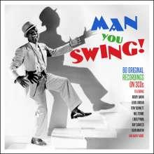 Man You Swing!, 3 CDs