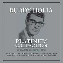 Buddy Holly: Platinum Collection, 3 CDs
