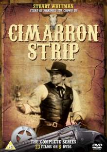 Cimarron Strip (Complete Series) (UK Import), 8 DVDs
