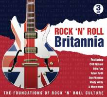 Rock 'N' Roll Britannia, 3 CDs