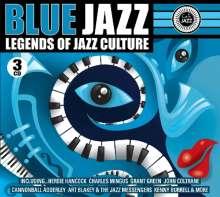 Blue Jazz, 3 CDs