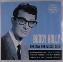 Buddy Holly: The Day The Music Died (180g), LP