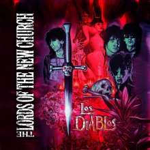 The Lords Of The New Church: Los Diablos: Live, CD
