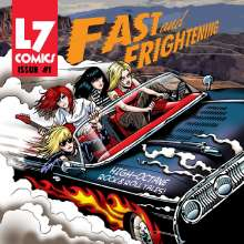 L7: Fast And Frightening, 2 CDs
