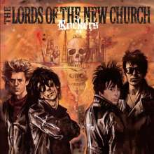 The Lords Of The New Church: Rockers (Re-Issue), CD