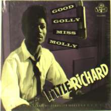 Little Richard: Good Golly Miss Molly (remastered), Single 7""