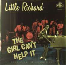Little Richard: The Girl Can't Help It (remastered), Single 7""