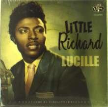 "Little Richard: Lucille (remastered), Single 7"""