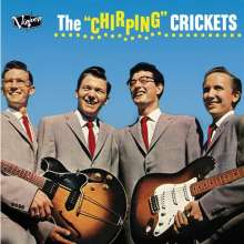Buddy Holly: The Chirping Crickets (180g) (Limited Yellow Neon Vinyl), 1 LP und 1 CD