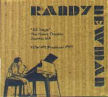Randy Newman: 22 Songs: The Moore Theater, Seattle, WA 1974, CD