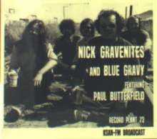 Nick Gravenites: The Record Plant '73 Broadcast, CD