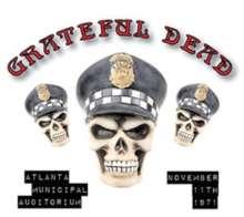 Grateful Dead: Atlanta Municipal Auditorium November 11th 1971, 2 CDs