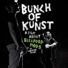 Sleaford Mods: Bunch Of Kunst Documentary: Live At SO36, 1 CD und 1 DVD