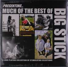 Big Stick: Much Of The Best Of Big Stick, LP