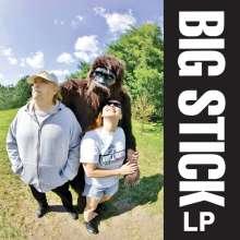 Big Stick: LP (Clear Vinyl), LP
