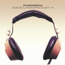"Fu Manchu: Godzilla's/Eatin' Dust+4 (remastered) (Limited-Edition) (Colored Vinyl), 3 Single 10""s"