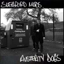 Sleaford Mods: Austerity Dogs (Neon Yellow Vinyl), LP