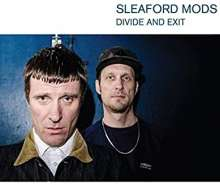 Sleaford Mods: Divide And Exit, CD