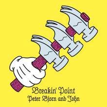 Peter Bjorn And John: Breakin' Point, CD