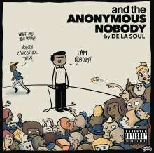 De La Soul: And The Anonymous Nobody, CD