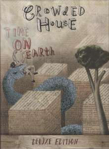 Crowded House: Time On Earth (Deluxe Edition), 2 CDs