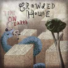 Crowded House: Time On Earth (Limited-Edition), 2 LPs