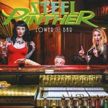 Steel Panther: Lower The Bar (Deluxe-Edition), CD