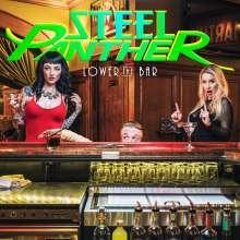 Steel Panther: Lower The Bar (Neon Green Vinyl), LP
