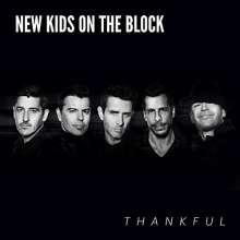New Kids On The Block: Thankful (EP), CD