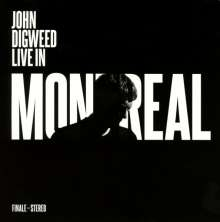 John Digweed: Live In Montreal, 3 CDs