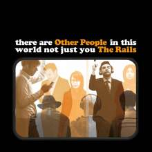 The Rails: Other People, CD