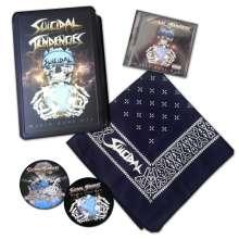 Suicidal Tendencies: World Gone Mad (Limited Box-Set) (Explicit), 1 CD und 1 Merchandise