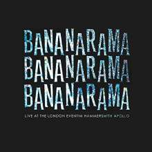 Bananarama: Live At The London Eventim Hammersmith Apollo, 3 CDs