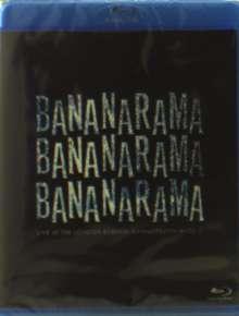 Bananarama: Live At The London Eventim Hammersmith Apollo, Blu-ray Disc