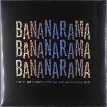 Bananarama: Live At The London Eventim Hammersmith Apollo, 3 LPs