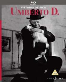 Umberto D. (1952) (Blu-ray) (UK Import), Blu-ray Disc
