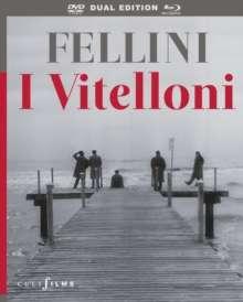 I Vitelloni (1953) (Blu-ray & DVD) (UK Import), 2 Blu-ray Discs