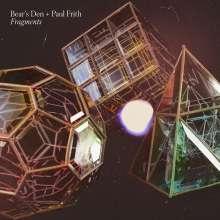 Bear's Den & Paul Frith: Fragments, CD