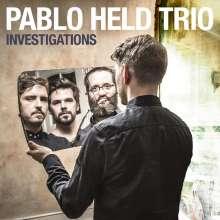Pablo Held (geb. 1986): Investigations, LP