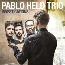 Pablo Held (geb. 1986): Investigations (signiert, exklusiv für jpc), LP