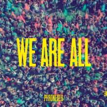 Phronesis: We Are All, CD