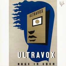 Ultravox: Rage In Eden (2017 Edition), 2 CDs