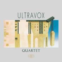 Ultravox: Quartet (2017 Edition), 2 CDs