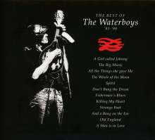 The Waterboys: The Best of The Waterboys '81 - '90, CD