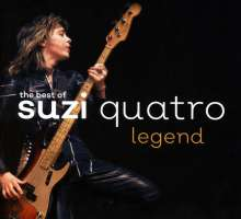 Suzi Quatro: Legend: The Best Of Suzi Quatro, CD